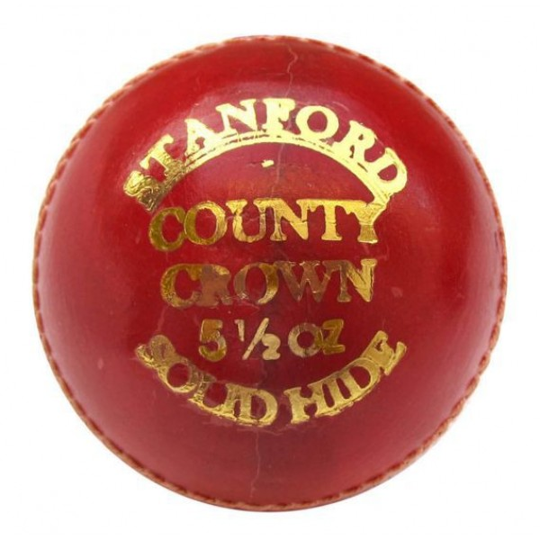 SF County Crown Cricket Ball
